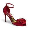ROSA-02 Red Satin